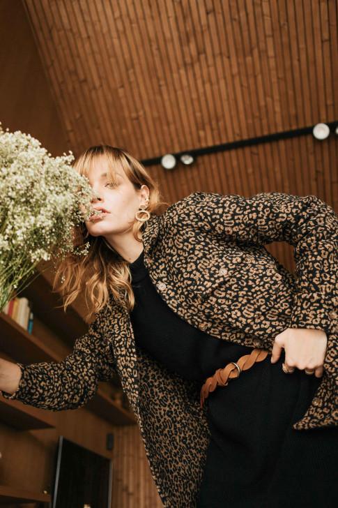 Striped Colette Skirt