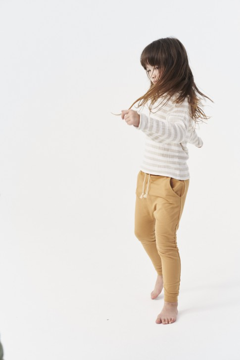 The camel Lucie Jogger