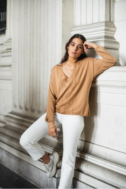 Morgane Sweater
