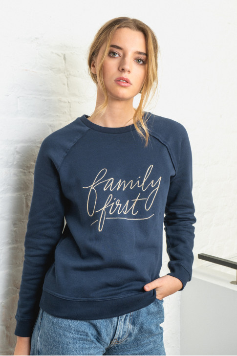 Family First Woman