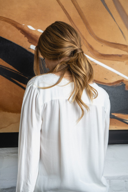 Adèle blouse