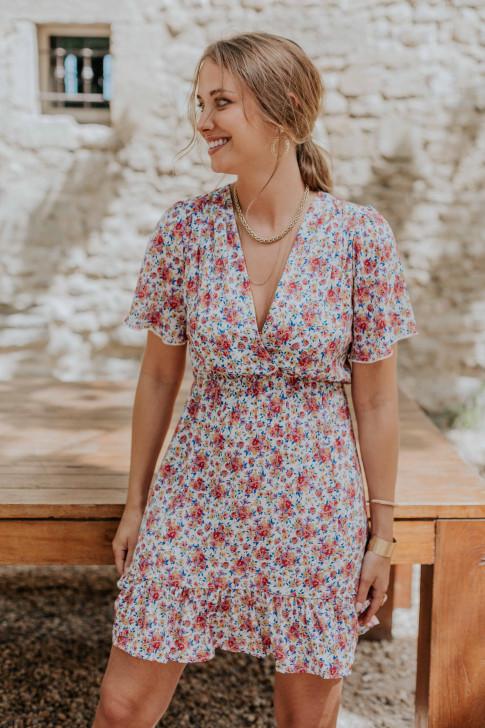 Justine black Dress