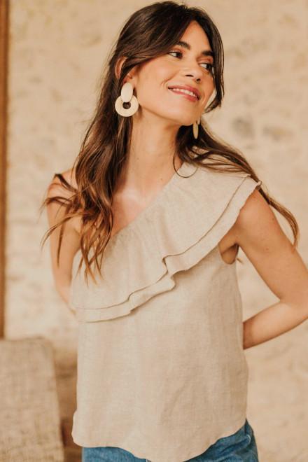 Nina sweater in grey