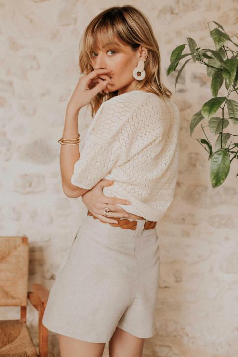 Silver Barbara Jumpsuit