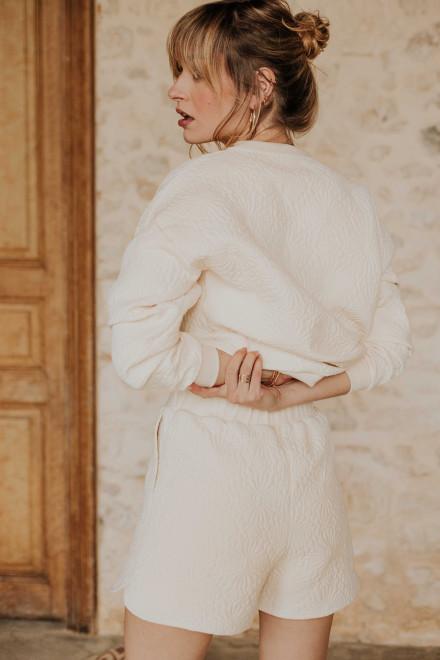 Alexandra Dress (bird pattern)
