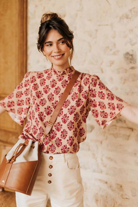 White Lou shirt
