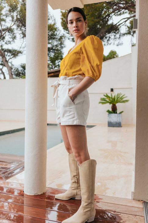 Lou white dress