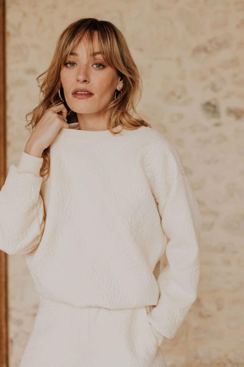 Floral Bérénice skirt