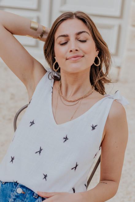 Laetitia jogger black