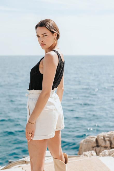 Gabin black sweater