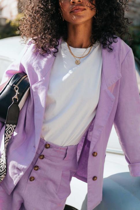 Marceau khaki overshirt