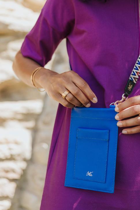 Navy Nina Sweater