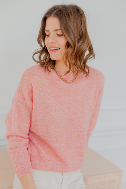 Pink Lola sweater