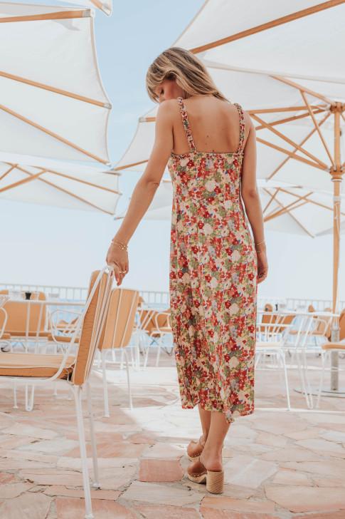 Alexandra blooming dress