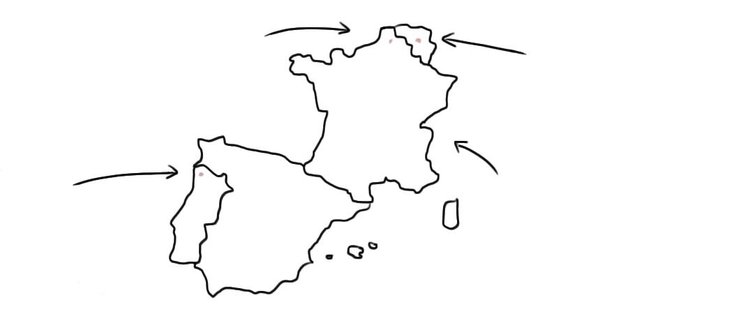 Orta's map
