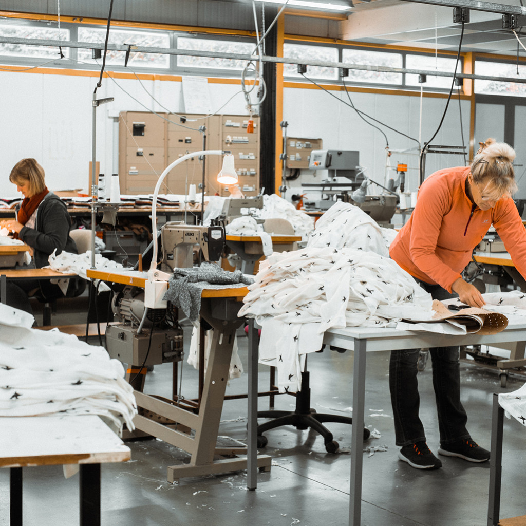A manufacture with French know-how