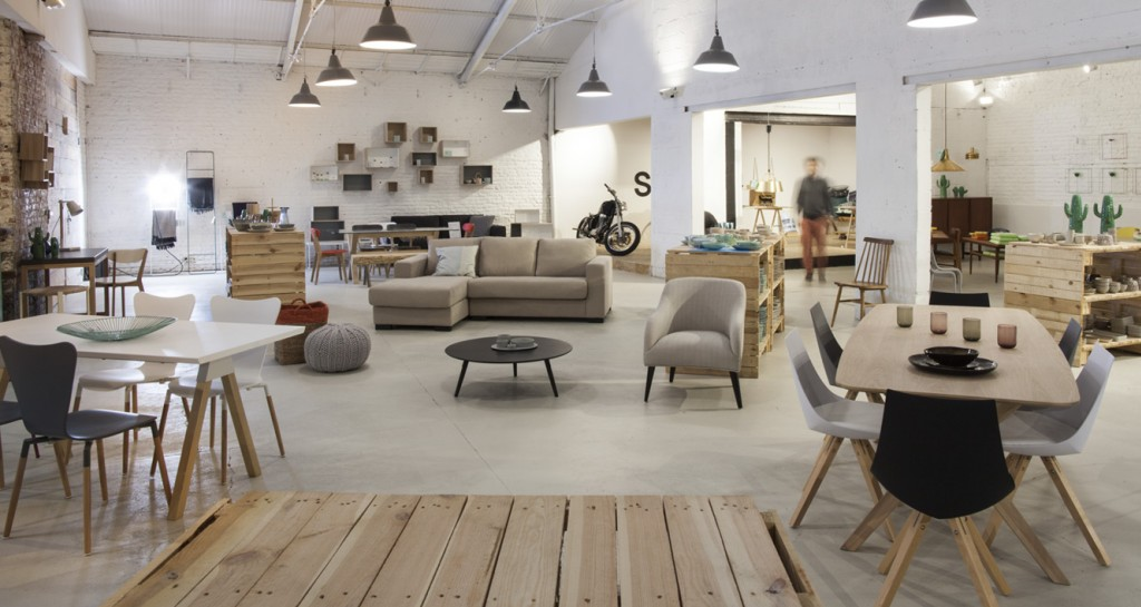 New find: Lulu Home Interior, a mix of furniture and catering